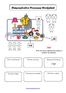 demonstrative worksheet-page-001