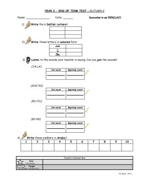 AUT 2 - 2013- ASSESSMENT SHEET-page-001