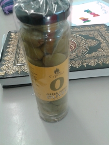 """""""Olives - at-Teen"""" keyword from Surah at-Teen"""