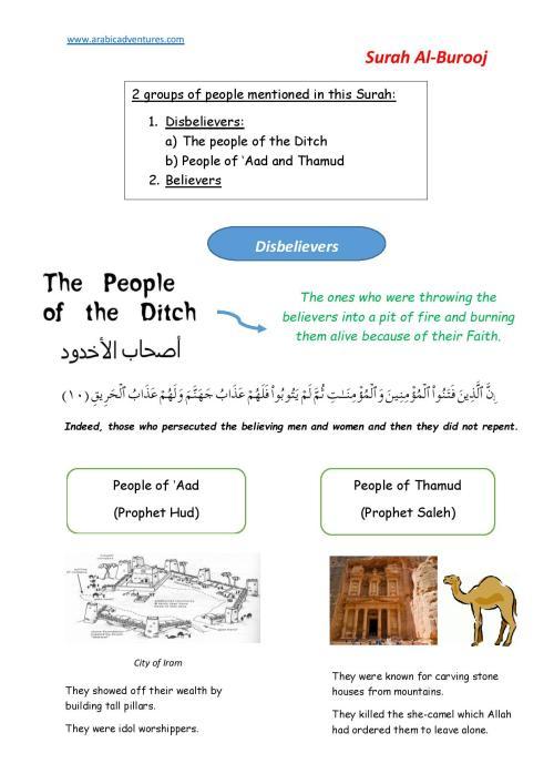 Surah burooj handout-page-001
