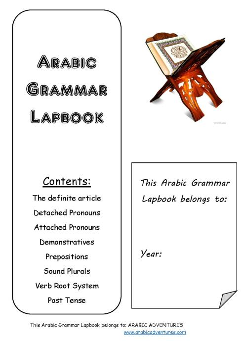 lapbook pack-page-001